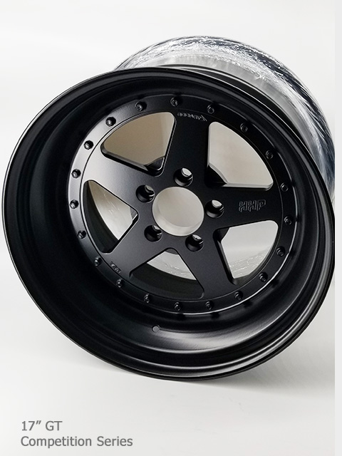 """17"""" Bolted HHP Rear"""