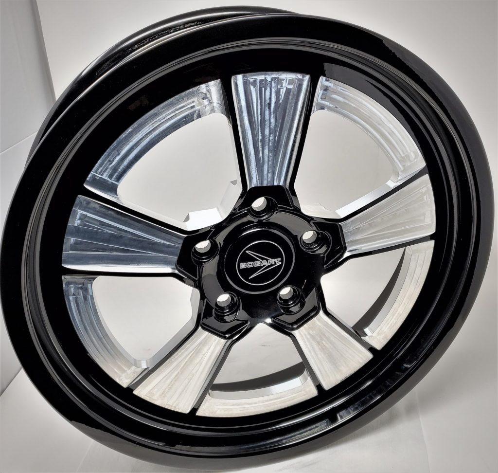 One Piece Copo Machined Highlights